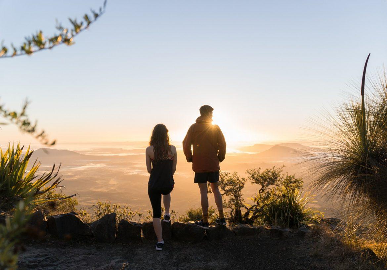 Dicas de viagem para não passar apuros- Preveja o pôr do sol como um sobrevivente