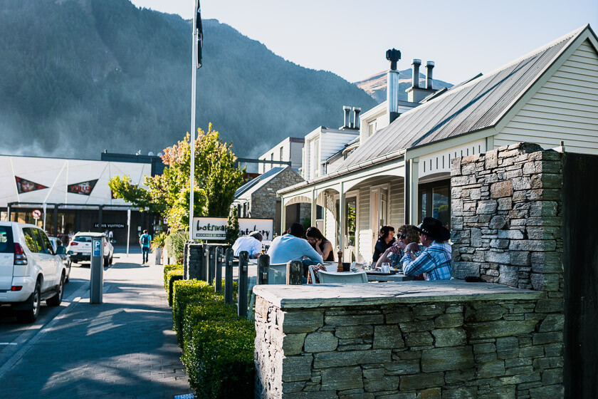 Botswana Butchery, Queenstown's best fine dining restaurant.