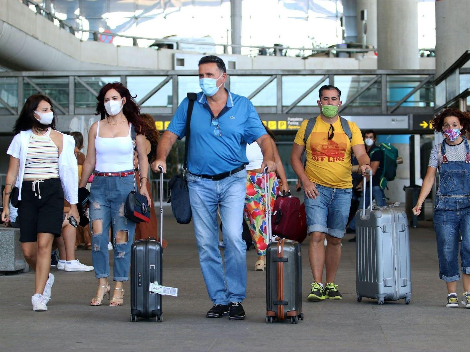 A mutated coronavirus strain causes most new COVID-19 infections in Europe  and was spread within the continent by tourists, scientists say   Business  Insider India