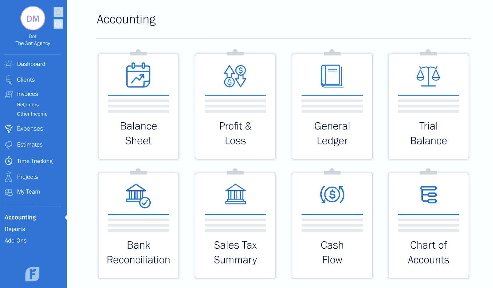 best accounting software for usa freelancers - freshbooks