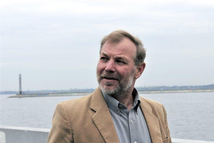 Віцеадмірал Сергій Гайдук