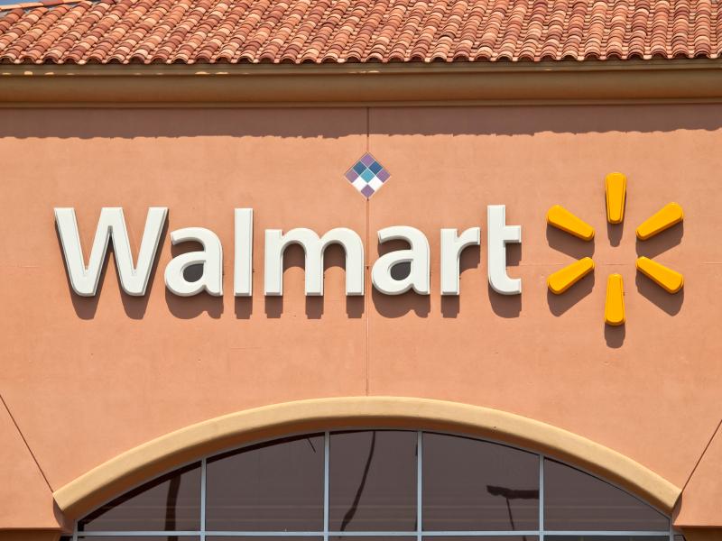 Walmart Organic Foods at Non-Organic Prices