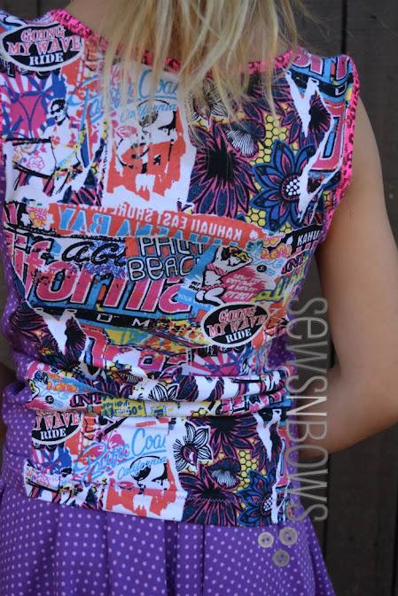 Serger Pepper - Everyday Tank Blog Tour Fall - Amy teaser