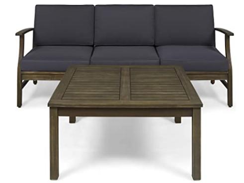 sofa and table set amazon summer outdoor decor