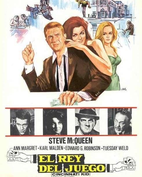 El rey del juego (1965, Norman Jewison)