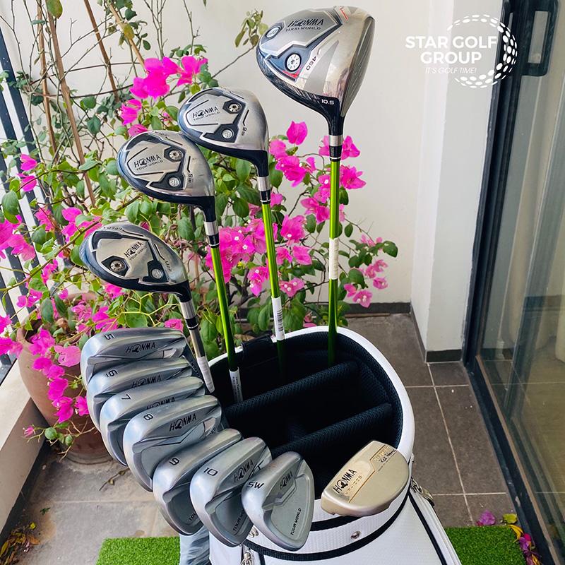 Gậy Golf Honma chất lượng và bền bỉ