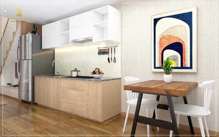 Thiết kế nội thất ấn tượng cũng là điểm nhấn của stella