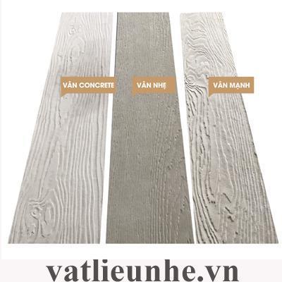 Thanh ốp tường gỗ xi măng Concreetwood kiểu vây cá rất chất lượng