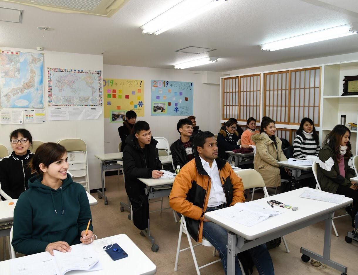 Javico đến thăm Trường Nhật ngữ URAWA SAITAMA