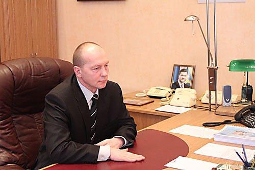 Володимир Уваров у 2010 році