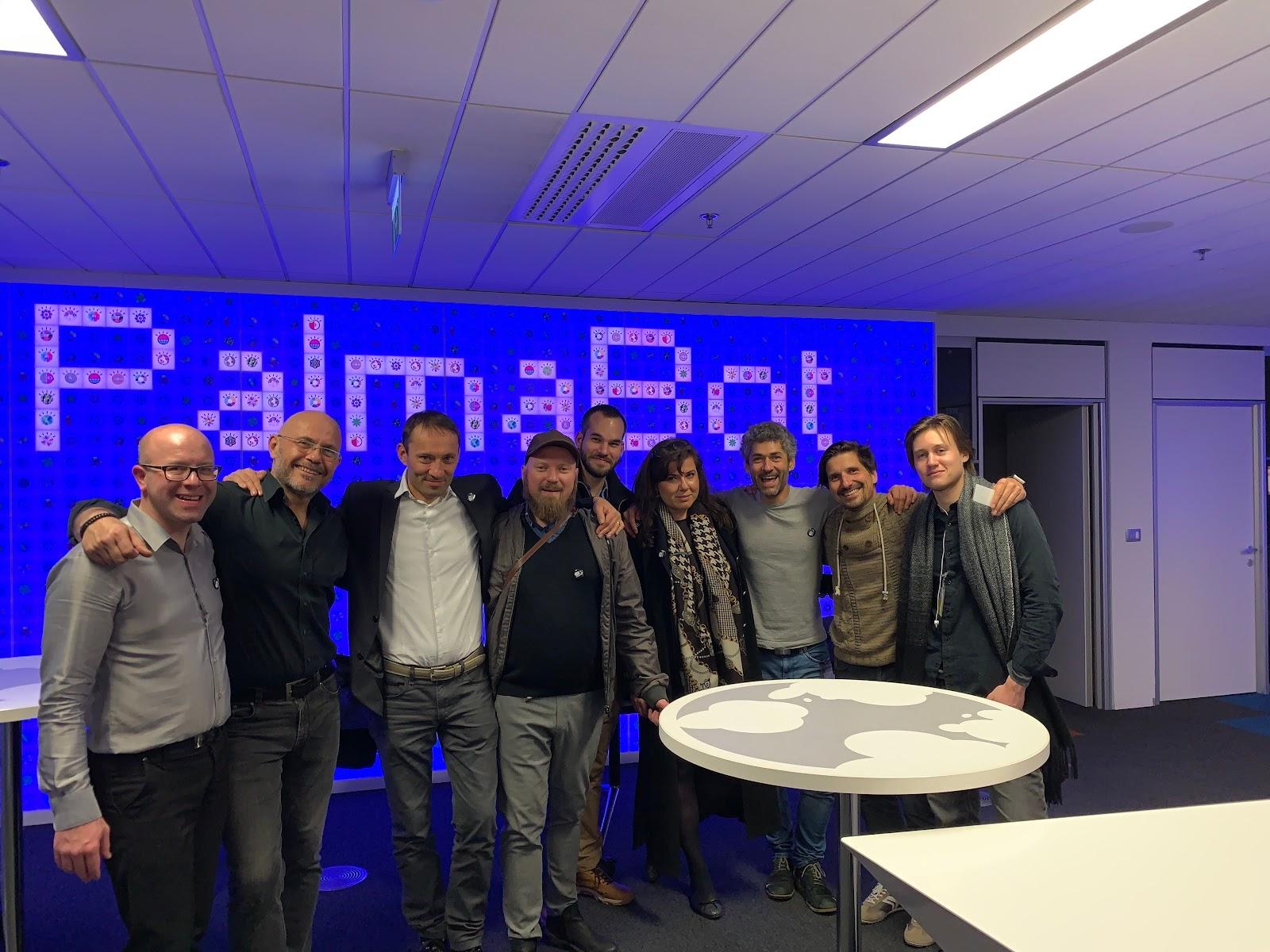PalmaBot Team