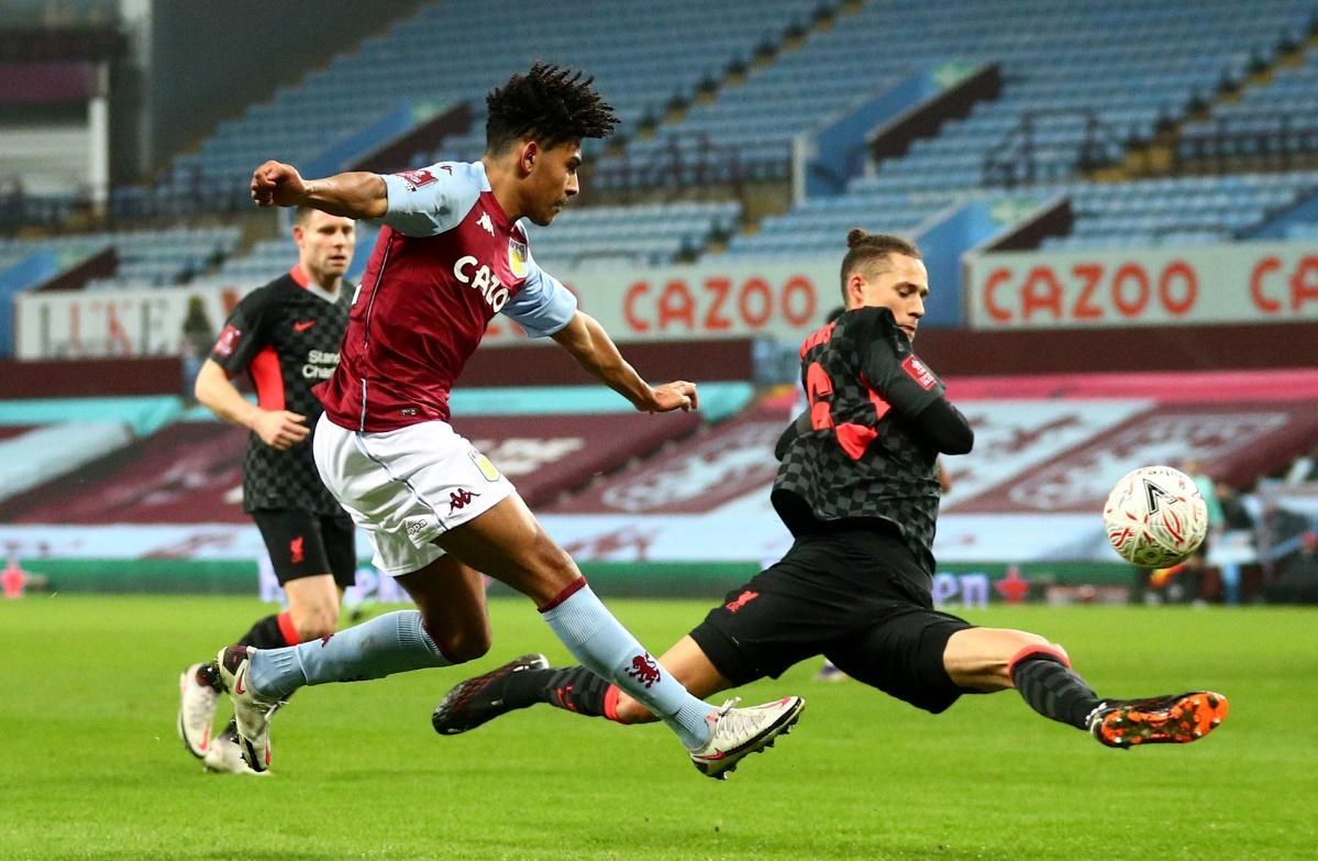 Liverpool đã đả bại Aston Villa 4-1 trong lần gặp gần nhất.