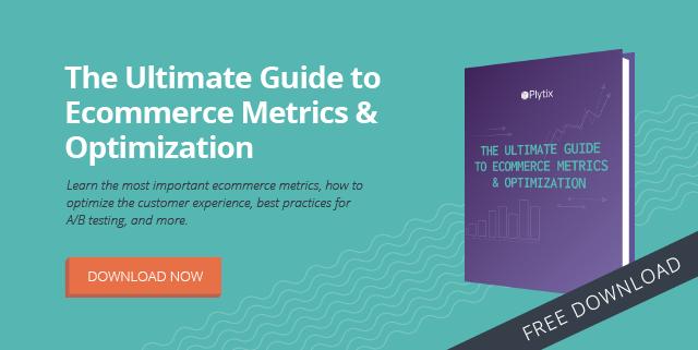 Ecommerce Metrics and Optimization guide