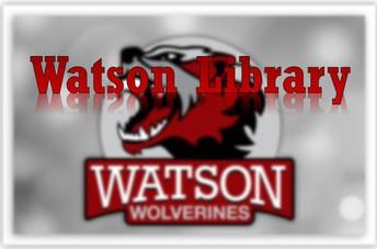 Watson Library Logo