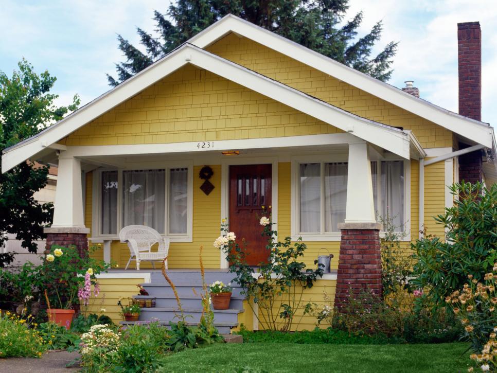 Home Exterior Decoration Ideas 1