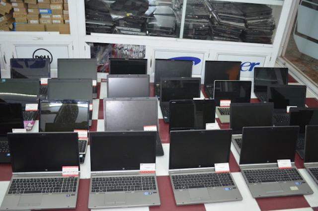 Thu Store có bề dày kinh nghiệm trong lĩnh vực thu mua laptop cũ