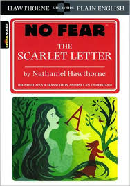 The Scarlet Letter (No Fear Literature Series) by SparkNotes ...