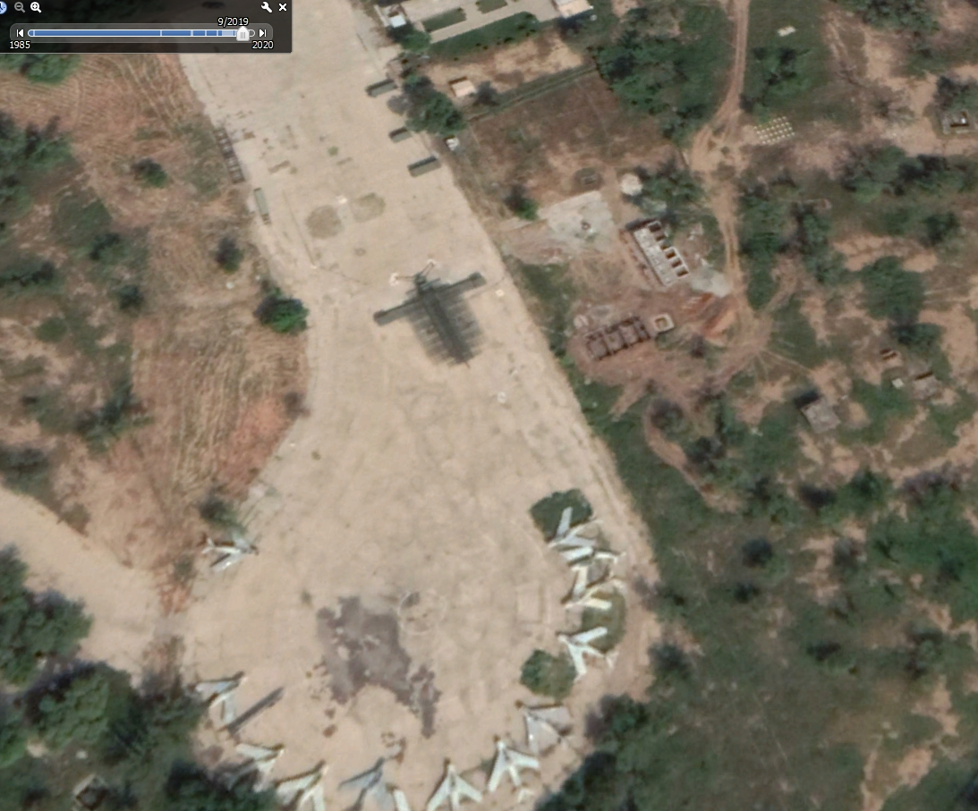 JY-27A anti-stealth radar , mianwali, Sep 2019