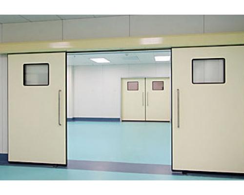 Cửa tự động tại bệnh viện luôn phải đạt những tiêu chuẩn cao