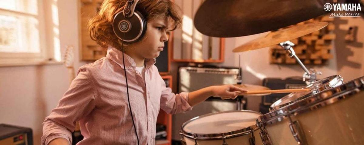 bộ trống học nhạc cho bé