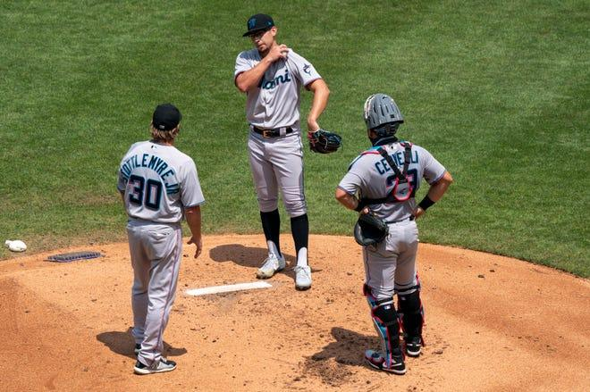 MLB season suddenly in jeopardy after COVID outbreak on Miami Marlins