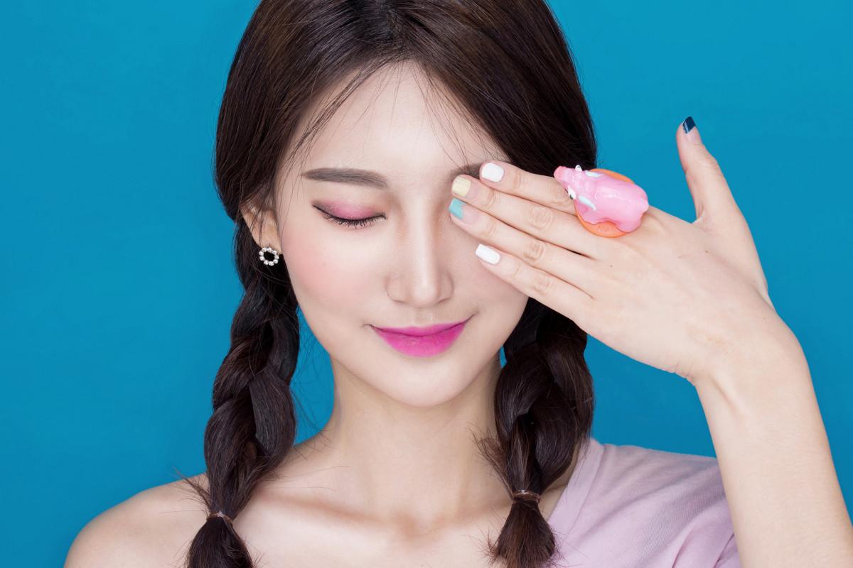 Trend Make Up Korea yang Populer 254c18c75f