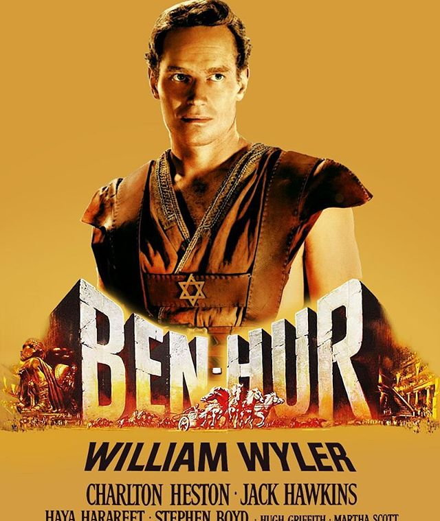 Ben-Hur (1959, William Wyler)
