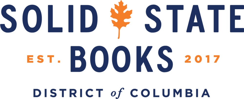 Solid State Books, Established 2017, District of Columbia