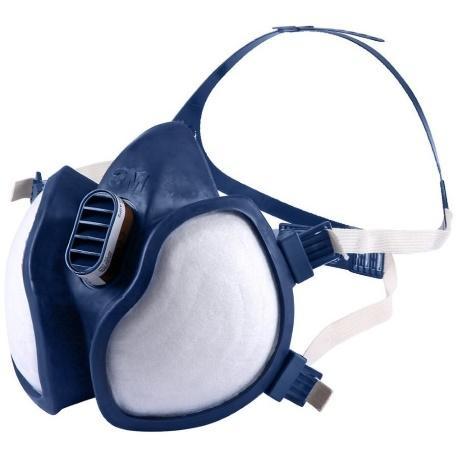 semimáscara de protección respiratoria 3M 4255