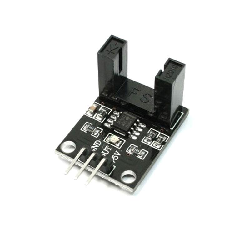 Use LM393 IR Module as Motor Speed Sensor | Microcontroller Tutorials