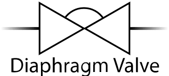 Diaphragm Valve Symbol