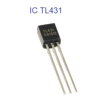 Linh kiện điện tử - IC TL431