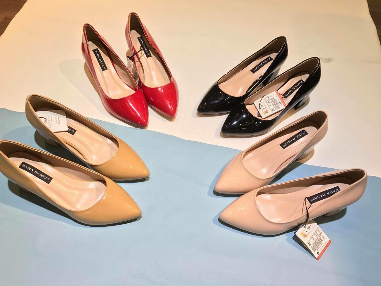 Cần quan tâm đến thiết kế mẫu mã kích cỡ của nguồn hàng giày dép