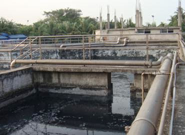 Different Sections of ETP (Effluent Treatment Plant) with Their Function