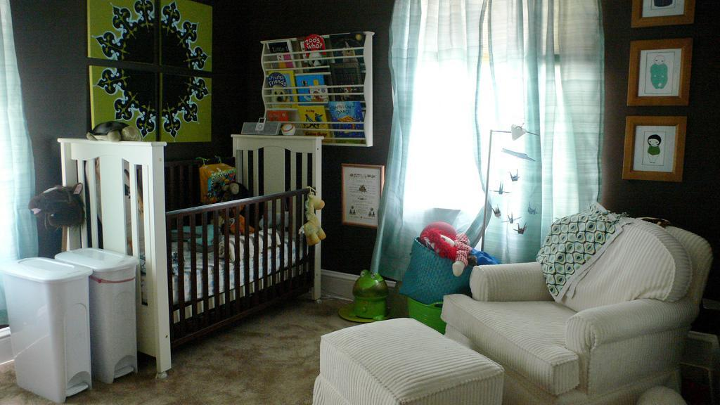 8 Unique Inspirations For Your Child's Nursery