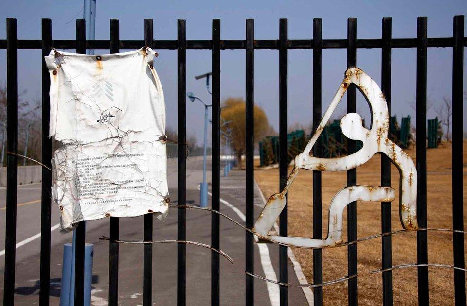 10 năm nhìn lại sân vận động Tổ chim Olympic Bắc Kinh 2008: Hoang tàn đến ám ảnh, niềm tự hào giờ chỉ còn là nỗi tiếc nuối - Ảnh 18.