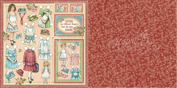 Sweet Sister, Penny's Paper Doll Family, Graphic 45.png