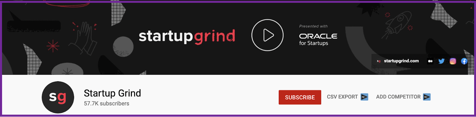 Screenshot-of-Startup-Grind's-YouTube-cool-channel-art