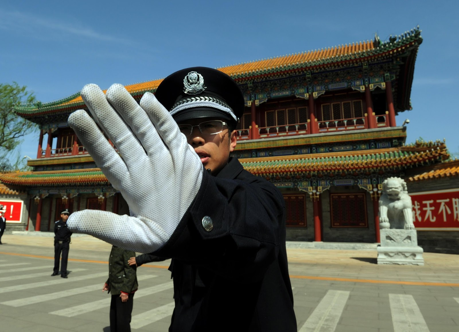Chinese Government Steps In to Resolve Search Feud