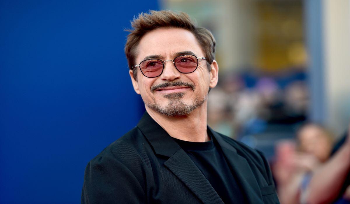 Robert Downey Jr as Tony-Stark