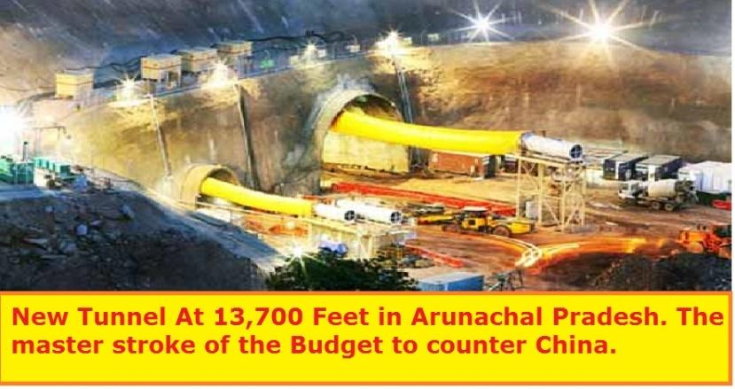 Image result for SELA TUNNEL IN ARUNACHAL PRADESH