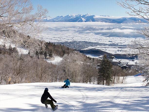 Kết quả hình ảnh cho 富良野スキー場