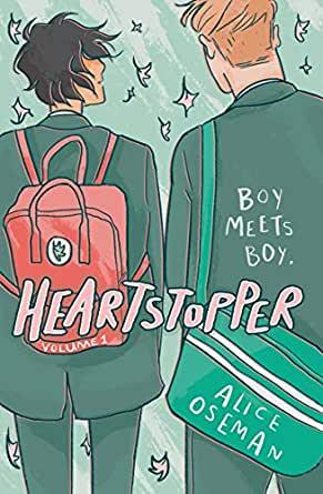 Heartstopper Volume One eBook : Oseman, Alice: Amazon.co.uk: Books