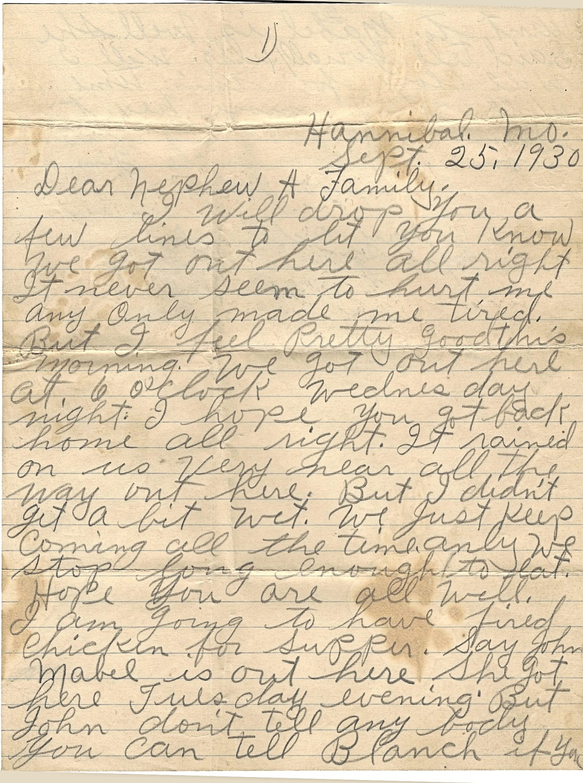 Letter from Uncle Jim 25SEP1930.jpg
