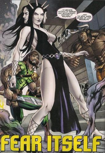 Image result for Class of the TItans Hecate