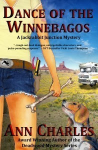 Dance of the Winnebagos by Ann Charles {Kelly's Review}