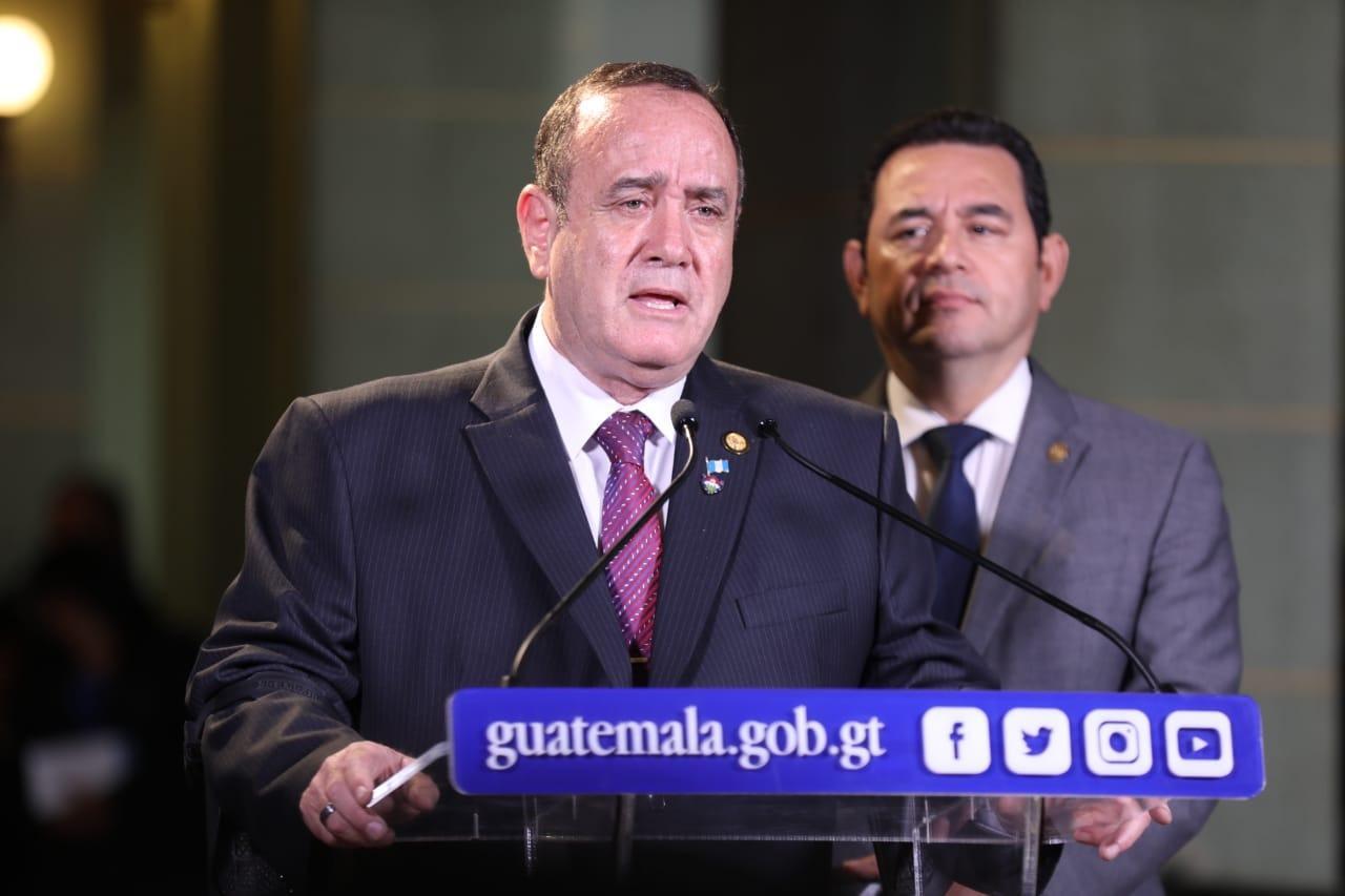 Giammattei-VS-Morales-Gobierno-política-debate-