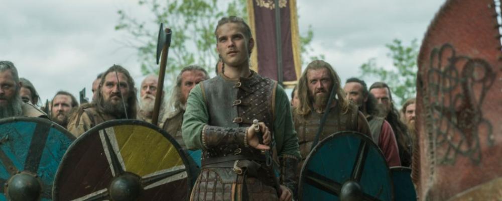 Hvitserk Ragnarsson the great heathen