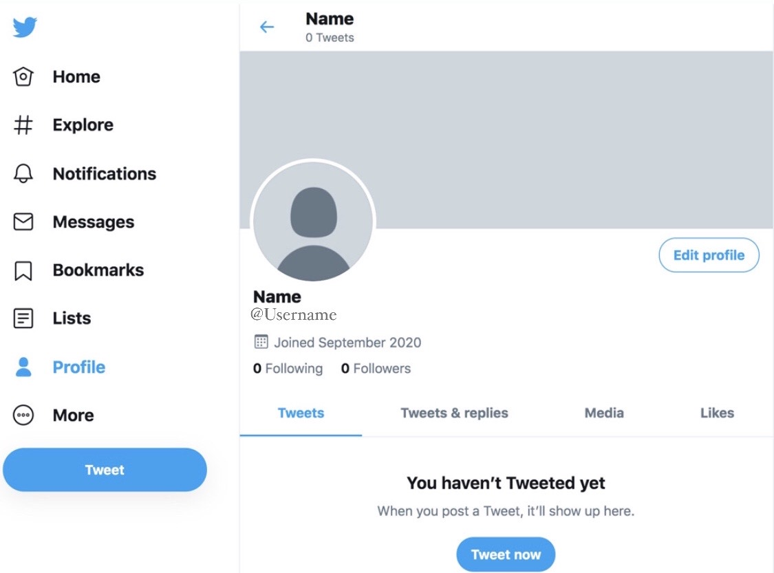Twitter - Explore Twitter