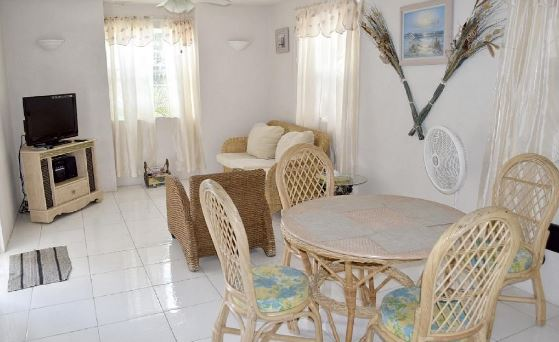 showcasing a holiday rental apartment at clearwater apartments barbados
